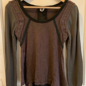Free People • Knit Top • XS